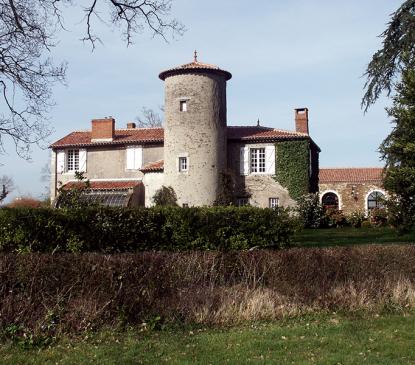 Seigneurie du Bois Benoît (XVème)