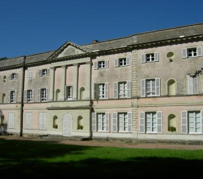 Château de la Noé, villa néo-palladienne