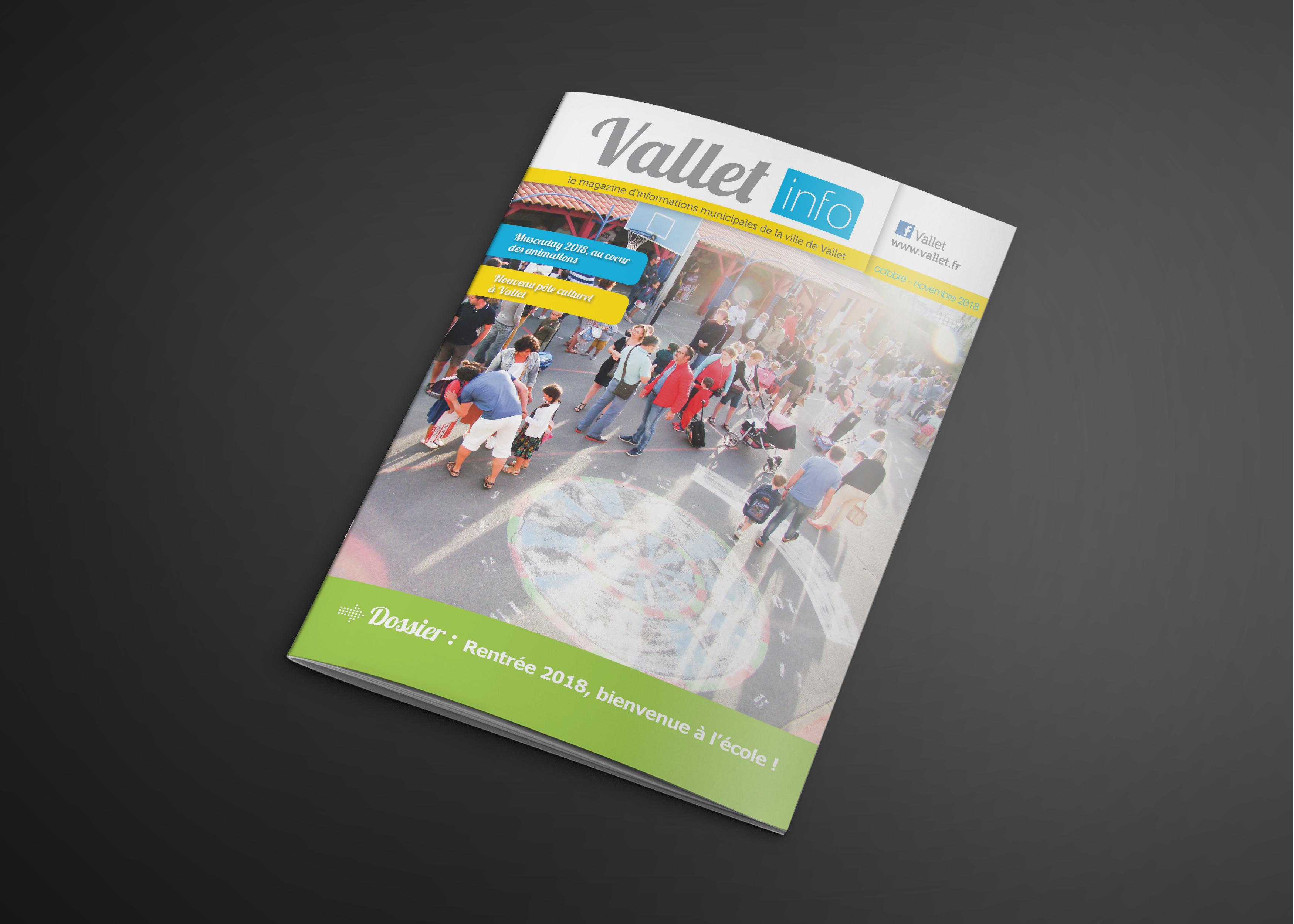 Vallet Info