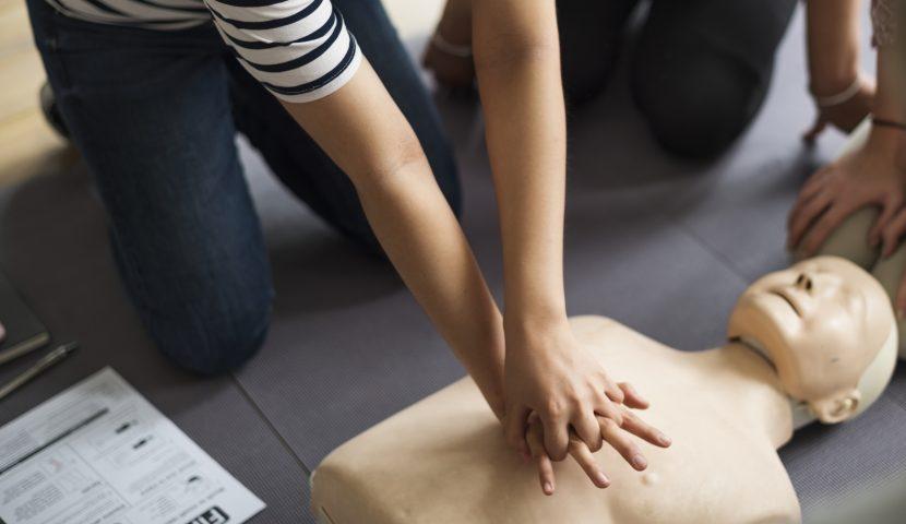 28 sept : atelier parents / enfants gestes premiers secours