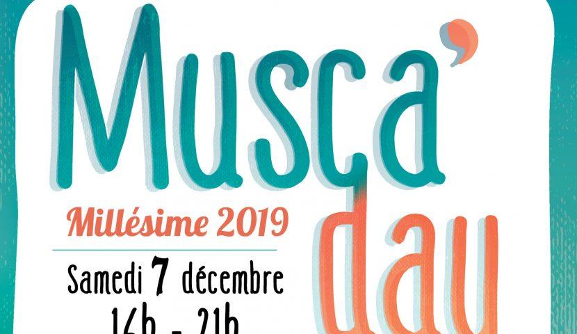 7 dec. Musca'day inscription atelier et programme