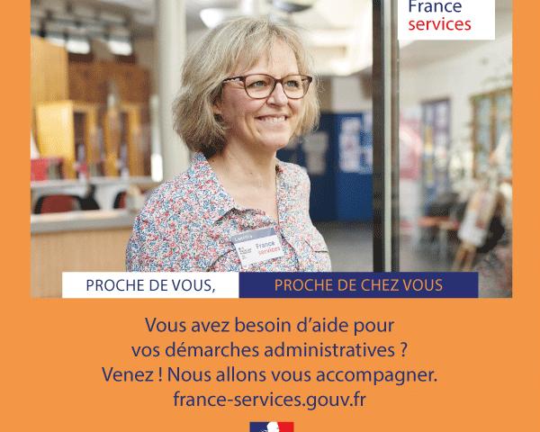 Ouverture d'une France Services