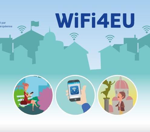 Installation d'un réseau wifi public et gratuit